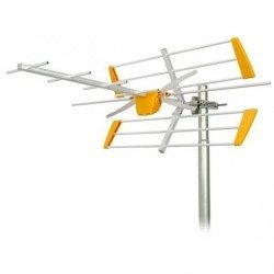 Antena YAGI EDGE MIX LTE MUX8 VHF 111840 Televes